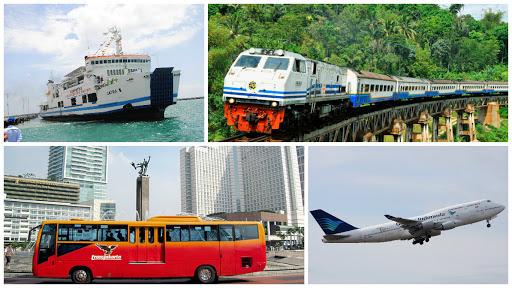 Tidak Semua Negara Punya Sistem Transportasi Selengkap Indonesia